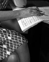 L42969 Woman composer