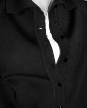 L44026 Unbuttoned cardigan