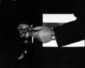 L45097 hand, glass, cig, watch