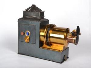 My 'parlour' lantern