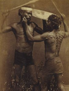 Thomas Bevan, Queensland aboriginal peopld, 1860s