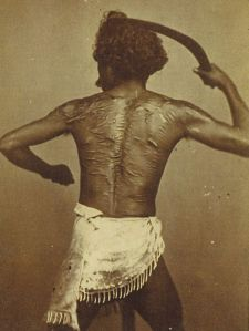 Daniel Marquis, Queensland aboriginal person, 1860s