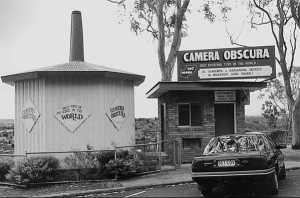 Picnic Point, Toowoomba, camera obscura