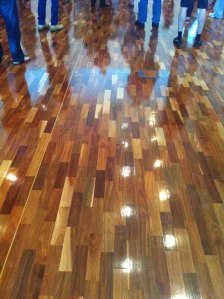 Floor talk at UQAM