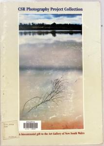 Debra Phillips on CSR catalogue cover