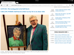 Rolf's portrait removed from National Portrait Gallery