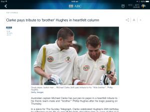 ABC Online 30 November 2014