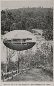 From the tourist guide 'The Pocket Brisbane', 1913