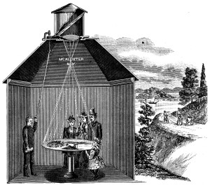 Camera Obscura, Catalogue, William Y. McAllister, New York, c1890