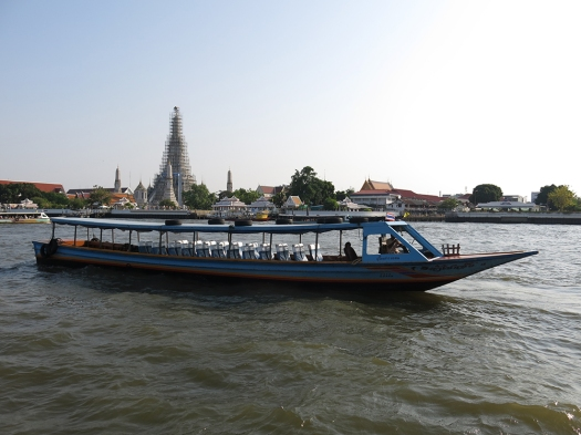 Wat Arun, 2015
